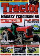 Tractor Farming Heritage  Magazine Issue MAY 21
