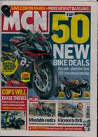 Motorcycle News Magazine Issue 03