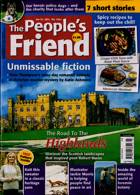 Peoples Friend Magazine Issue 23/01/2021