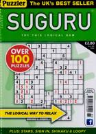 Puzzler Suguru Magazine Issue 85