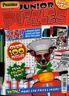 Puzzler Q Junior Puzzles Magazine Issue NO 267