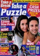 Take A Break Take A Puzzle Magazine Issue NO 2