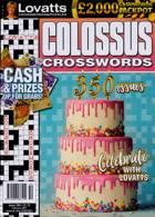 Lovatts Colossus Crossword Magazine Issue NO 350
