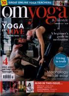 Om Yoga Lifestyle Magazine Issue FEB 21