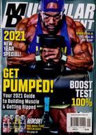 Muscular Development Usa Magazine Issue JAN 21