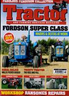 Tractor Farming Heritage  Magazine Issue MARCH 21
