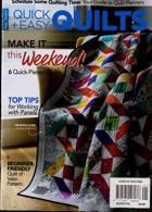 Love Of Quilting Magazine Issue QUICK F/M
