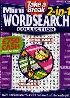 Tab Mini 2 In 1 Wordsearch Magazine Issue NO 35