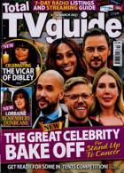 Total Tv Guide England Magazine Issue NO 10