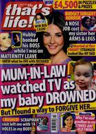 Thats Life Magazine Issue NO 10
