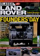 Classic Land Rover Magazine Issue APR 21