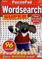 Puzzlelife Wordsearch Super Magazine Issue NO 35