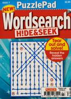 Puzzlelife Ppad Wordsearch H&S Magazine Issue NO 7