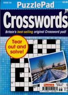 Puzzlelife Ppad Crossword Magazine Issue NO 56