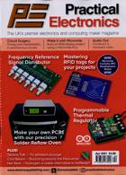 Practical Electronics Magazine Issue APR 21