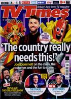Tv Times England Magazine Issue 06/02/2021