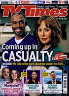 Tv Times England Magazine Issue 13/02/2021