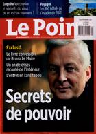 Le Point Magazine Issue NO 2525