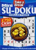 Tab Mini Sudoku Collection Magazine Issue NO 126