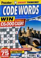 Puzzler Codewords Magazine Issue NO 297