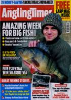 Angling Times Magazine Issue 02/02/2021