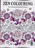 Zen Colouring Magazine Issue NO 50