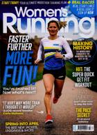 Womens Running Magazine Issue APR 21