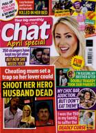 Chat Monthly Magazine Issue APR 21