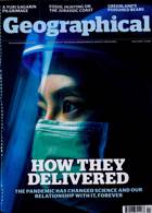 Geographical Magazine Issue APR 21