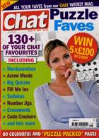 Chat Puzzle Faves Magazine Issue NO 16