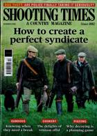 Shooting Times & Country Magazine Issue 24/03/2021