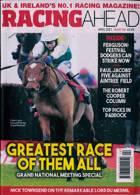 Racing Ahead Magazine Issue APR 21