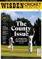 Wisden Cricket Magazine Issue APR 21