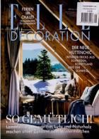 Elle Decoration German Magazine Issue 01