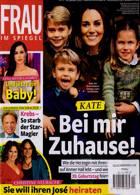 Frau Im Spiegel Weekly Magazine Issue 04