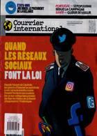 Courrier International Magazine Issue 77