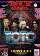 Rock Candy Magazine Issue Issue 25