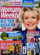 Womans Weekly Magazine Issue 02/03/2021