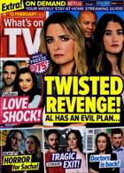 Whats On Tv England Magazine Issue 06/02/2021