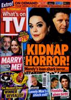Whats On Tv England Magazine Issue 13/02/2021