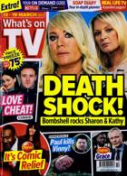 Whats On Tv England Magazine Issue 13/03/2021