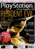 Playstation Official Magazine Issue MAR 21