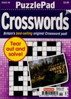 Puzzlelife Ppad Crossword Magazine Issue NO 55