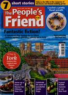 Peoples Friend Magazine Issue 13/02/2021