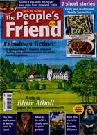 Peoples Friend Magazine Issue 20/02/2021
