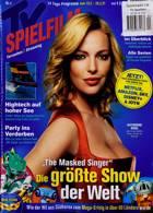 Tv Spielfilm Magazine Issue NO 4
