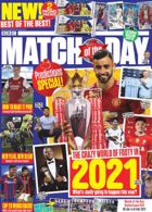 Match Of The Day  Magazine Issue NO 620