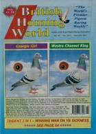 British Homing World Magazine Issue NO 7571