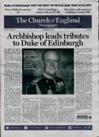 Church Of England Newsp Magazine Issue 16/04/2021
