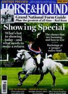 Horse And Hound Magazine Issue 08/04/2021